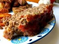 easy barbecue meatloaf