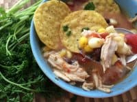 southwestern corn soup recipe,