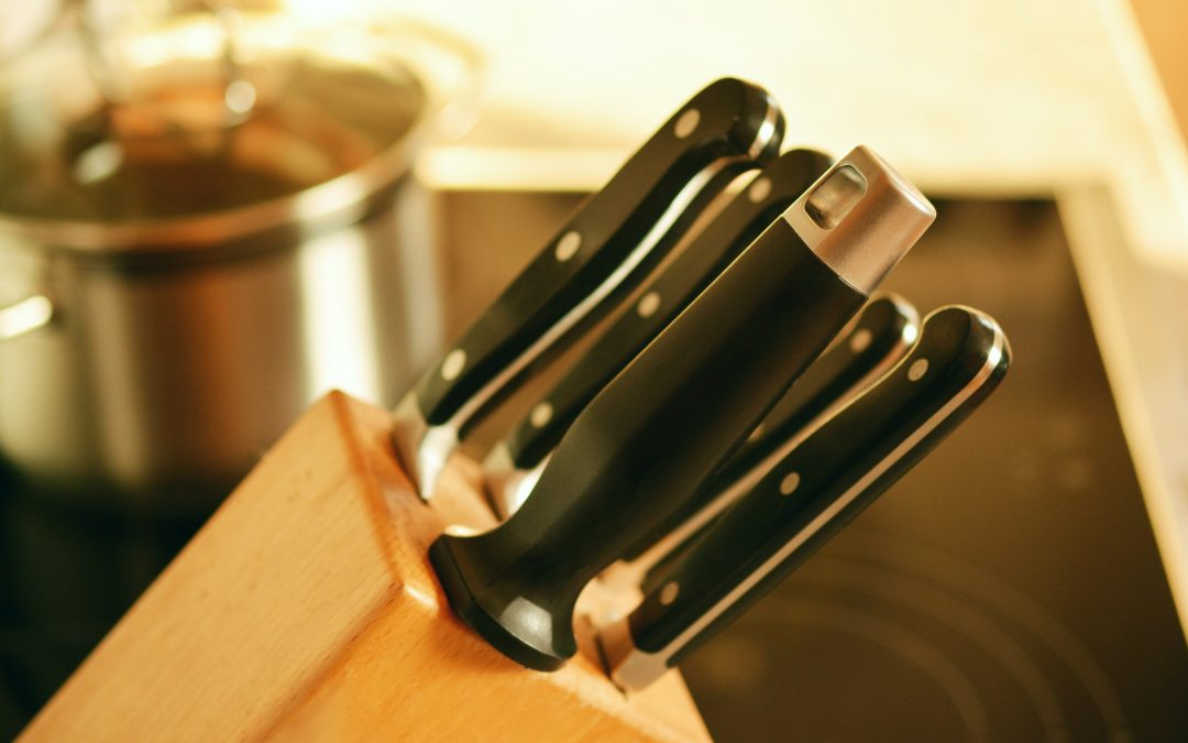What Knives Do I Really Need In My Kitchen?