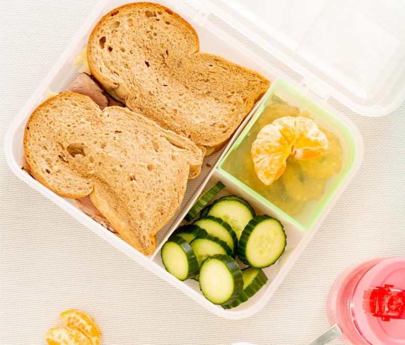 School Lunch Tips for the Stressed Out Mom!